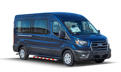 mobility van made by specialty vehicle manufacturer