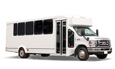 specialty shuttle bus