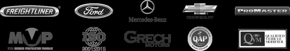 vehicle upfitter manufacturer logos 2
